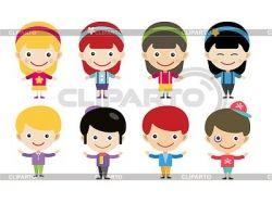 Дети в национальных костюмах смотреть картинки