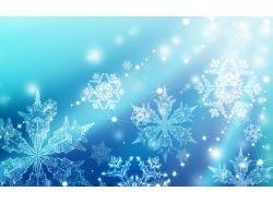 Картинки зима снежинки