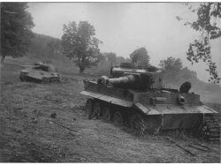 Подбитые танки фото
