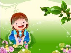 Дети картинки мультяшные