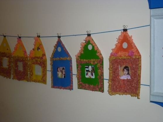 Мой дом поделка для детей