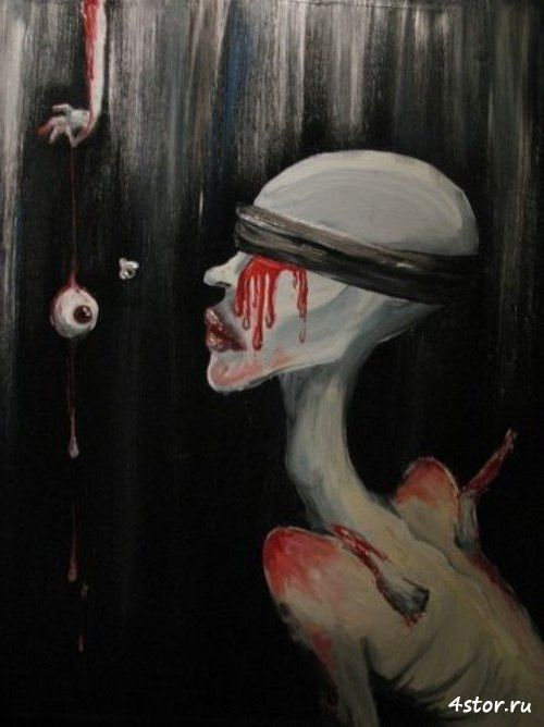 Рисунки людей с психическими расстройствами