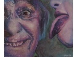 Рисунки психически больных людей