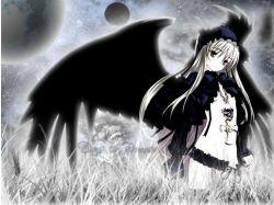Ангелы смерти картинки аниме