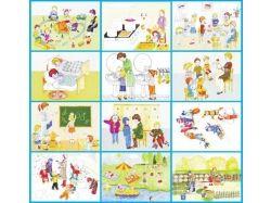 Сюжетные картинки для детей дошкольного возраста