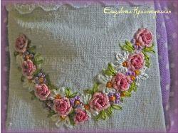 Вышивка рококо фото