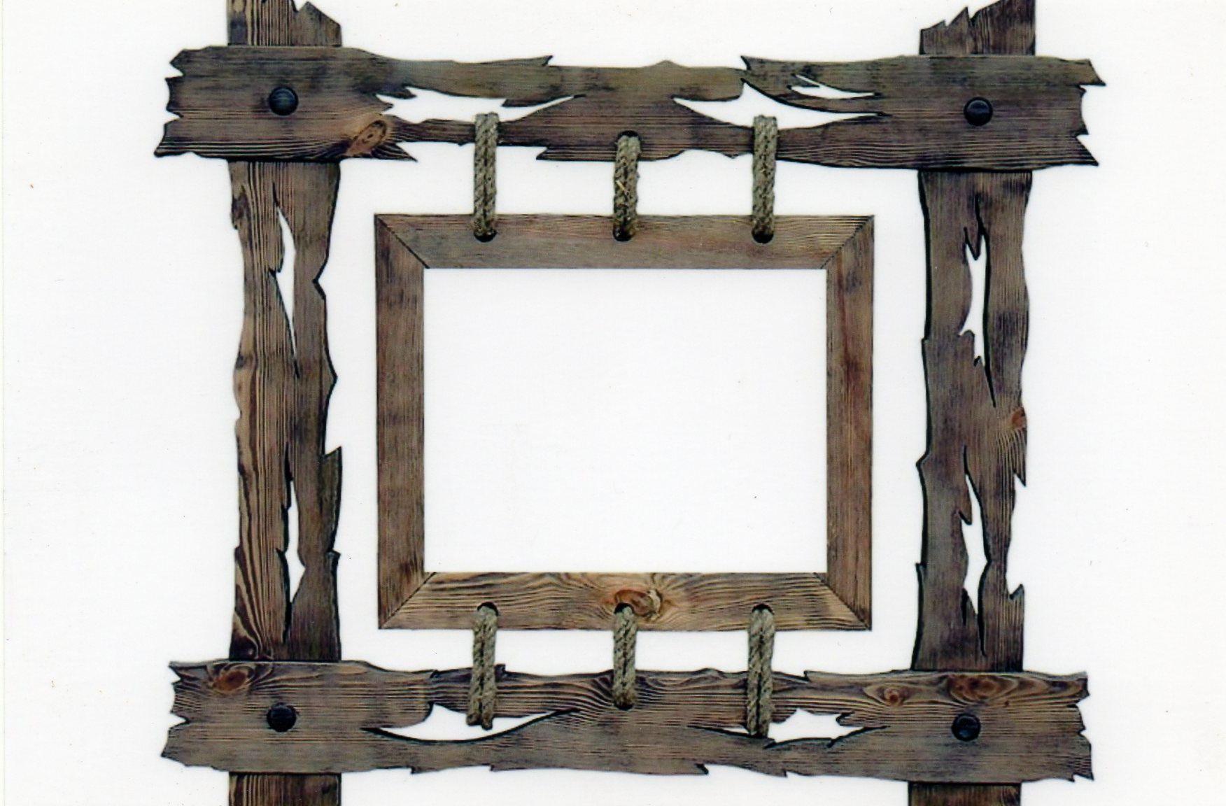 Декор рамок своими руками под старину