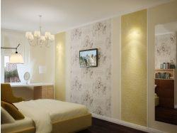 Фото интерьер спальной комнаты