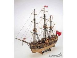 Модели кораблей из дерева фото