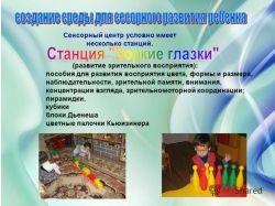 Консультация звучащие картинки на развитие детей раннего возраста