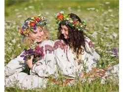 Картинки девушек красивых лето