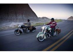 Мотоцикл индиан фото