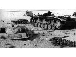 Подбитые немецкие танки фото