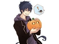 Хэллоуин картинки аниме