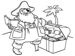 Пираты картинки для детей