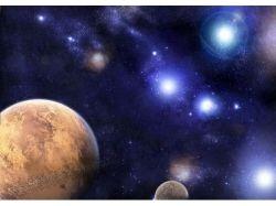 Картинки космоса рисунки