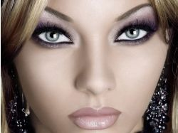 Большие красивые глаза картинки