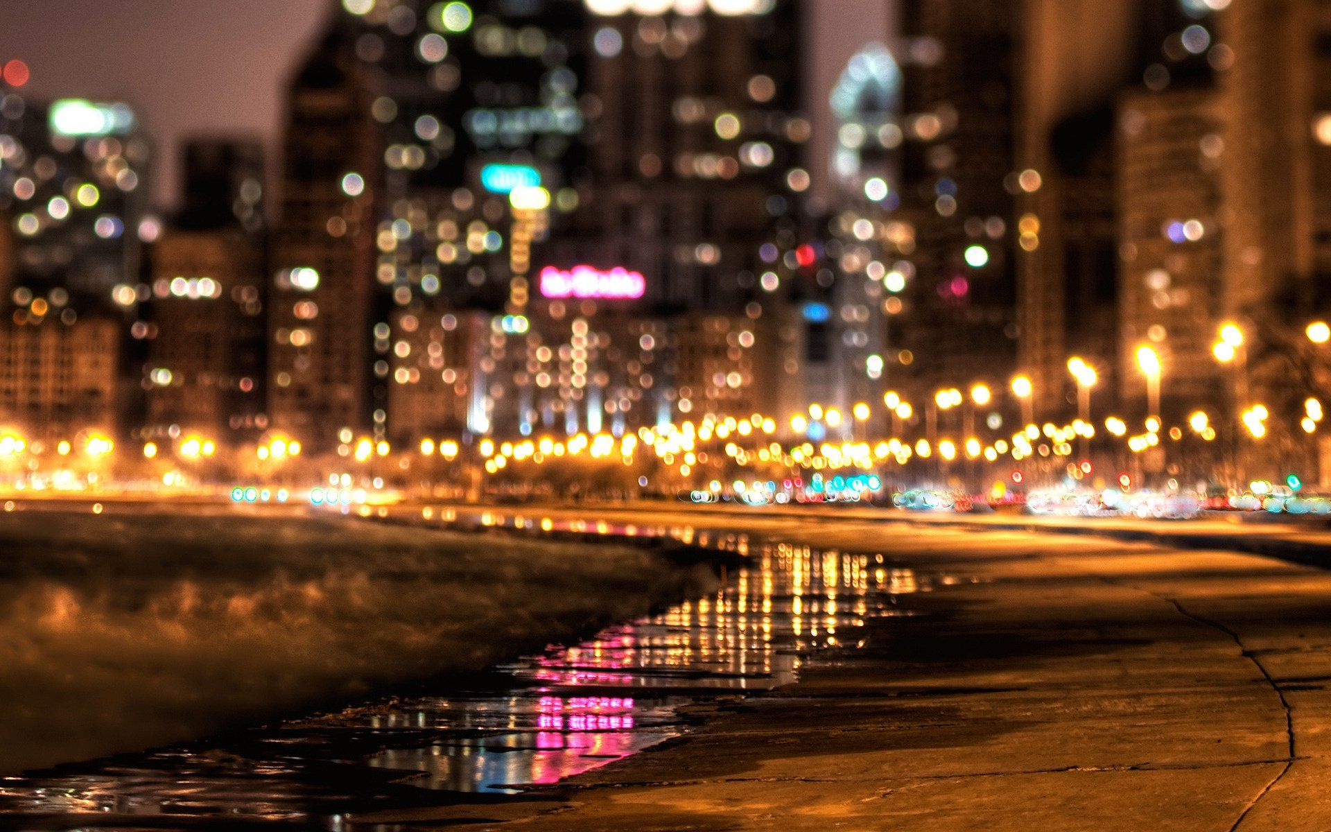 Ночная москва фото 10 фотография