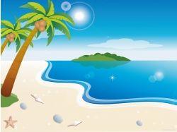 Остров картинки для детей
