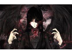 Ангел картинки аниме
