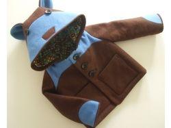 Осенняя одежда картинки для детей