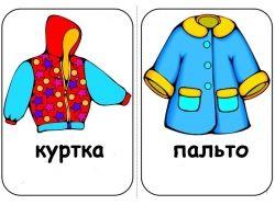 Картинки зимняя одежда для детей