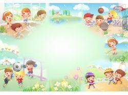 Рисуют дети картинки о спорте для детского сада