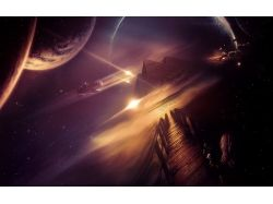 Космос фэнтези картинки 6