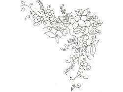 Простые рисунки для вышивания