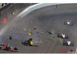 Формула 1 аварии видео