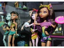 Самые красивые куклы монстер хай картинки