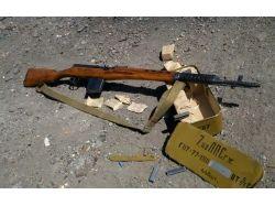 Оружие огнестрельное фото