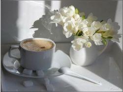 Красивые картинки на рабочий стол кофе