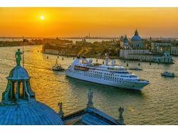 Фотографии города венеция