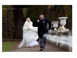 Свадьба в октябре фото