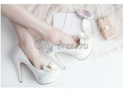 Туфли на свадьбу невесте фото