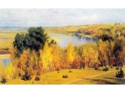 Осень описание картины