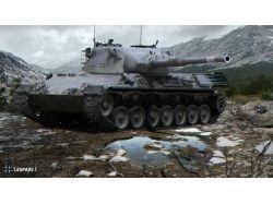 Обои на планшет world of tanks