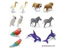 Добрые картинки о животных и детях