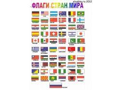 Картинки флаги стран мира