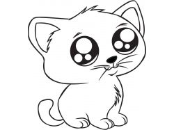 Рисунки животных аниме