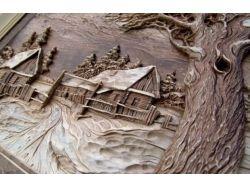 Резьба по дереву фотографии jpeg