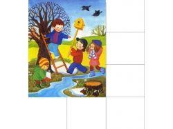 Картинки для детей времена года лето