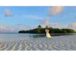 Свадьба на мальдивах фото