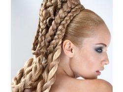 Плетение косичек видео и фото