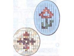 Плетение картинки из бумаги