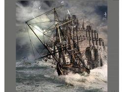 Корабли старинные картинки