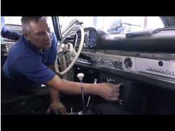 Видео реставрация ретро авто