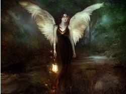 Фэнтези картинки ангелы