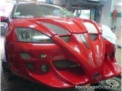 Фото машины форд фокус